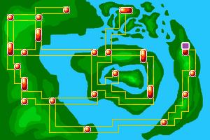 Map Safari Zone 4