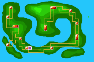 Map Andromeda Mines