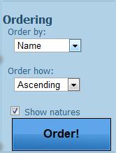 Box - Ordering