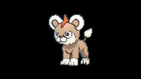 Pokemon X And Y - Episode 2 - Shiny Litleo