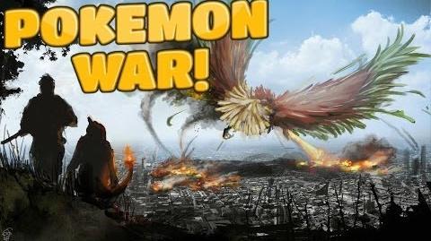 Pokemon Theory - Pokemon War