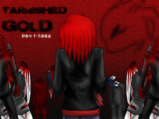 Tarnished Gold by Draikinator