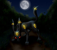 Umbreon evil