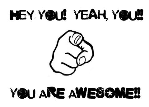image you are awesome1 jpg pokepasta wiki fandom powered by wikia