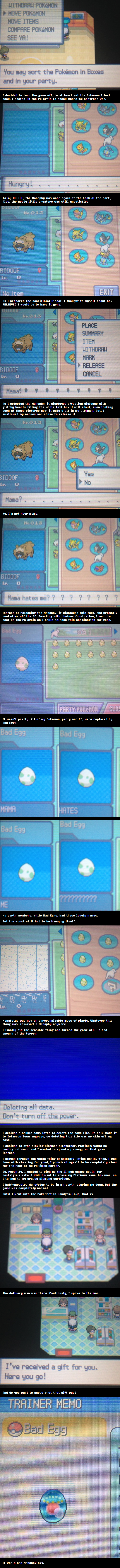 Bad Egg Manaphy Part 4