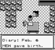 Mew's Child.