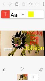 Dark Jolteon