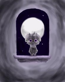 Eerie Espurr