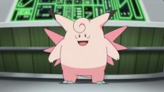 Lusamine Clefable