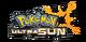 Logotipo de Pokémon Ultra Sun
