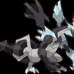 Pokémon Divisão, Kyurem Black.