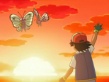 Ash Butterfree DP099