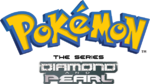 Pokémon the Series Diamond and Pearl logo