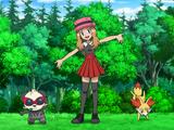 Pokémon, a Série: XY - Desafio em Kalos