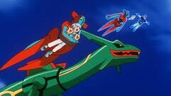 Deoxys and rayquaza