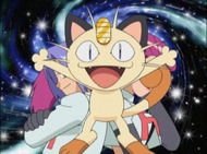 Equipe Rocket Meowth AG046