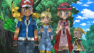 Ash and friends XY 2