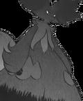 Delphox de Malva em Pokémon Adventures