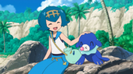 Lana and Popplio