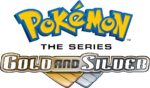 Pokémon the Series Gold and Silver logo