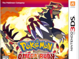 Pokémon Omega Ruby e Alpha Sapphire