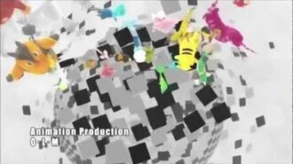 Pokemon Branco e Preto Abertura 14