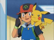 Ash Pikachu AG041