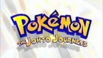 Pokémon Johto - Versão do Filme