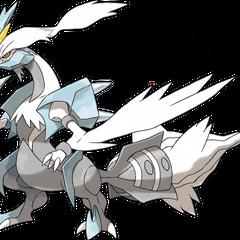 Pokémon Divisão, Kyurem White.