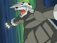 Aggron anime