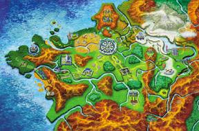 Mapa de Kalos