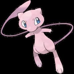 O pokémon que contém o DNA de todos os outros, <a href=