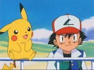 Ash Pikachu EP210