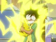 Ash Pikachu debut