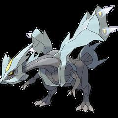 Pokémon Divisão, Kyurem.