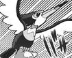 Trumbeak no mangá de Pokémon Adventures