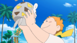 Sophocles and Togedemaru