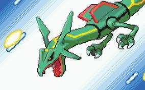 Rayquaza emerald