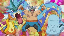 Crasher Wake anime