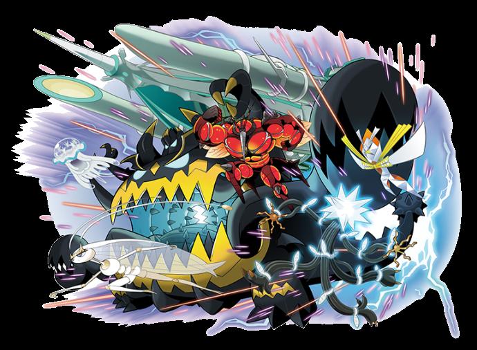 Resultado de imagem para ultra beasts pokemon png