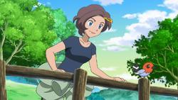 Serena mother anime