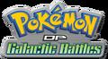 Galactic Battles Logo