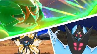 Pokkén Tournament DX, Pokémon Ultra Sun, and Pokémon Ultra Moon, coming 2017!