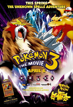 Pokémon Filme 3