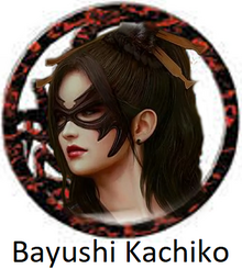 Bayushi Kachiko - Wife of Shoju and celebrated courtier 2-0