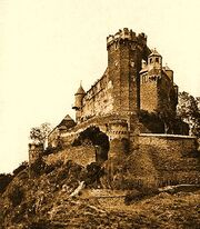 Marksburgh Castle (2)