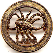 Lrdg Cap Badge