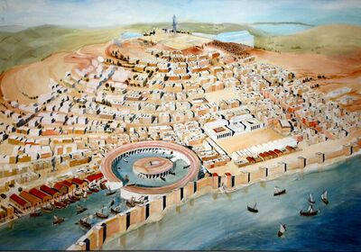 Kythios City