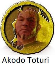 Akodo Toturi - Lion Clan Champion