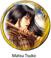 Matsu Tsuko - Lion Clan Champion